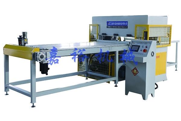 裁断机厂家讲解为什么液压裁断机冲裁无力或裁不断材料?